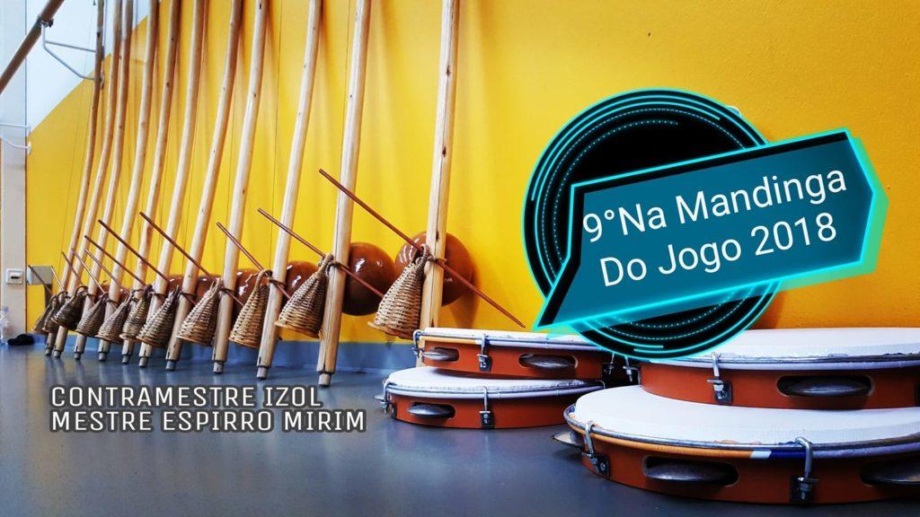 9. Na mandinga do Jogo vom 23. – 25. März
