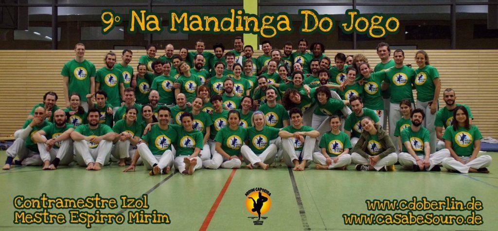 9° Na Mandinga Do Jogo 2018 – Danke an alle!